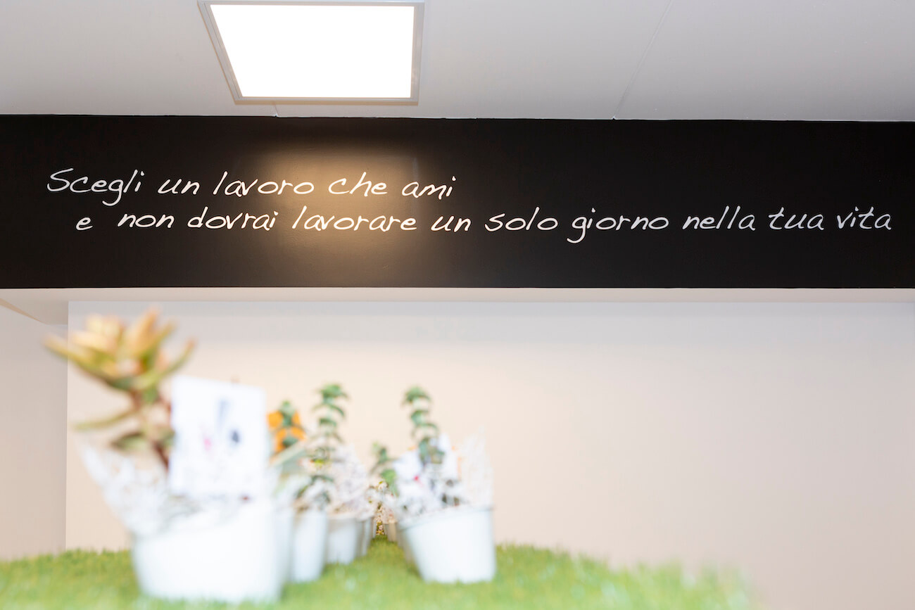 Interni Studio Giallo Varese